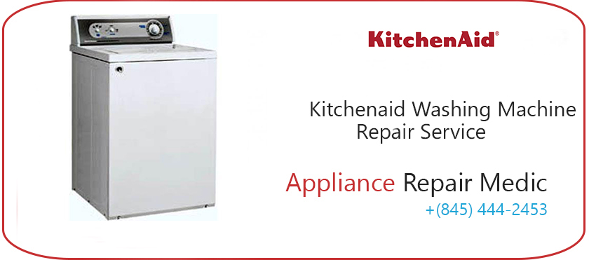 kitchen aid washing machine repair