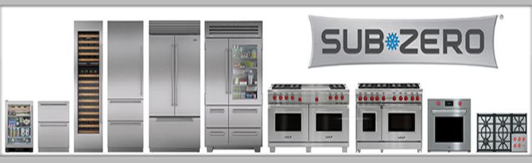 Sub Zero Appliances Repair
