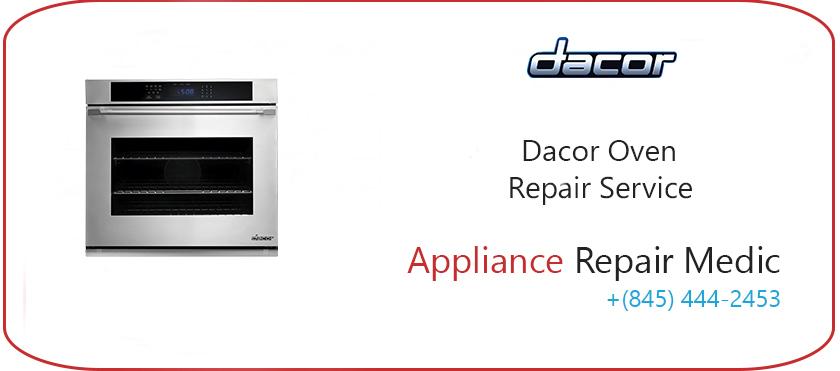 Dacor Oven Repair