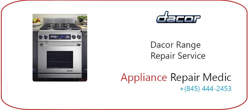 Dacor Range Repair