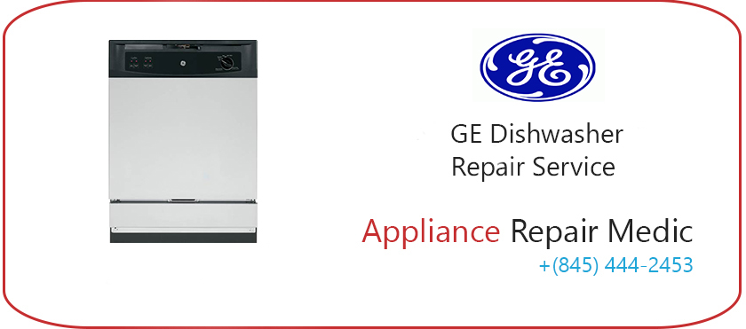 GE Dishwasher Repair NY and NJ   GE Appliance Repair Service
