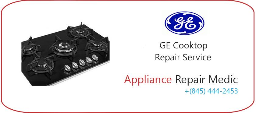 GE Cooktop Repair