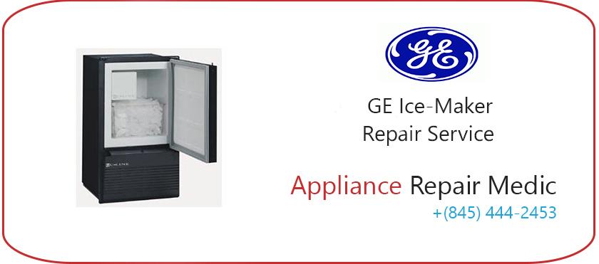 GE Ice Maker Repair
