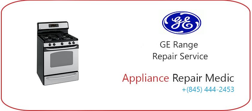 GE Range Repair