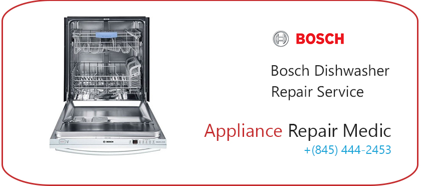 Certified Bosch Dishwasher Repair Service Appliance