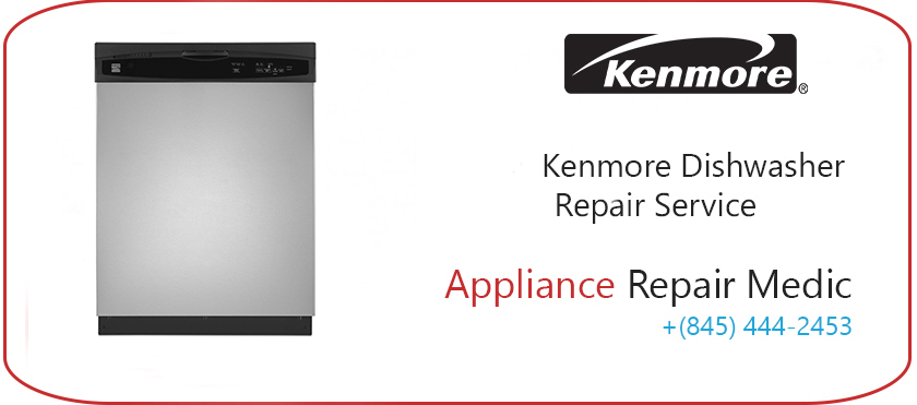 Kenmore Dishwasher Repair NY and NJ | Kenmore Appliance Repair