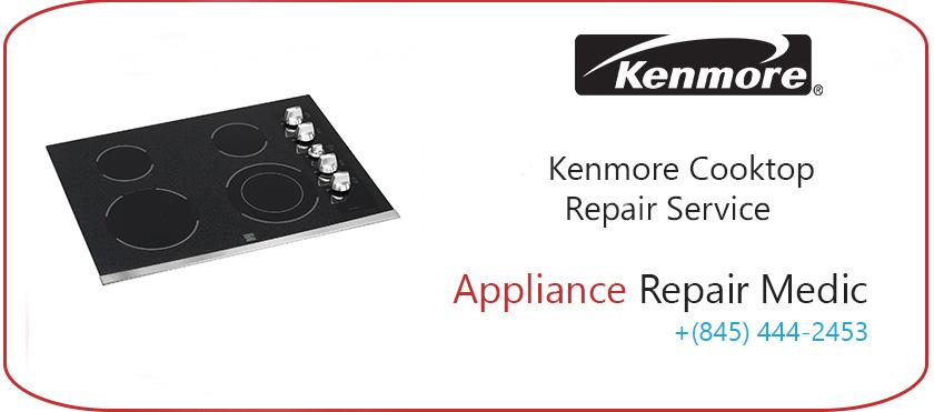 Kenmore Cooktop Repair