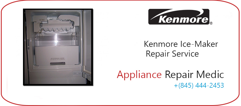 Leading Kenmore Ice Maker Repair Service Appliance