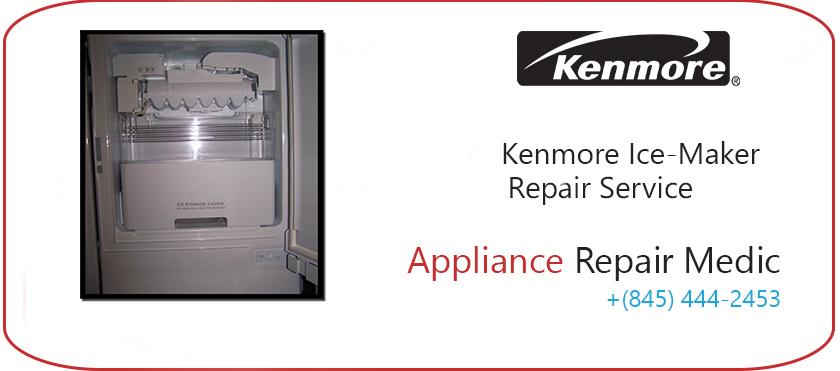 Kenmore Ice Maker Repair
