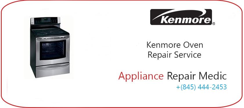 Kenmore Oven Repair