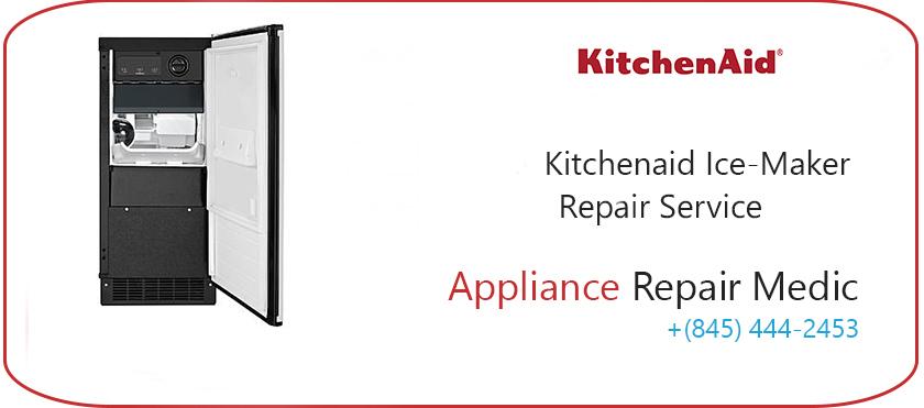 Kitchenaid Ice Maker Repair