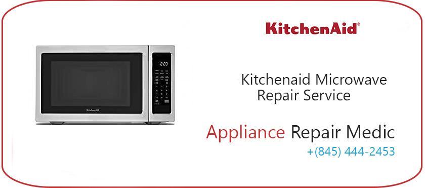 Kitchenaid Microwave Repair