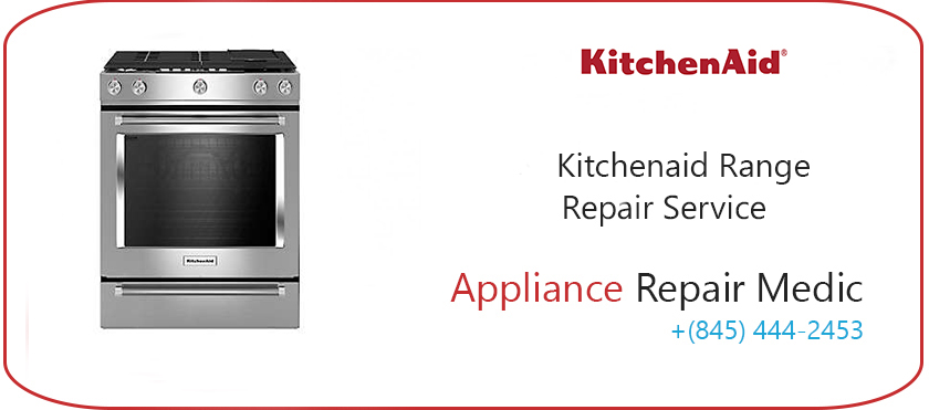 Kitchenaid Range Repair