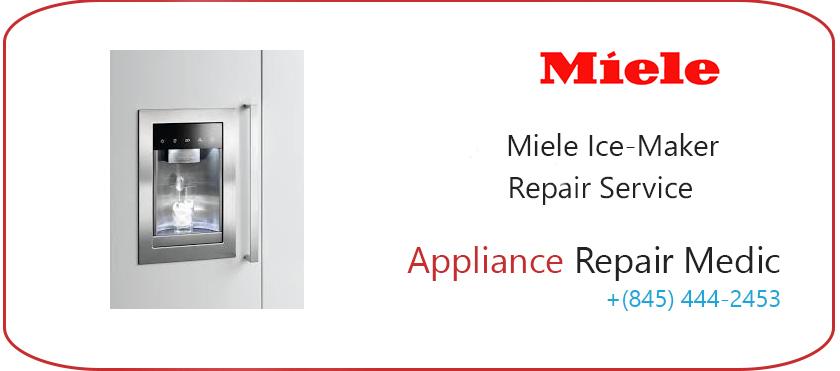 Miele Ice Maker Repair