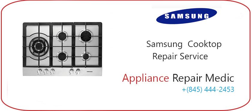 Samsung Cooktop Repair