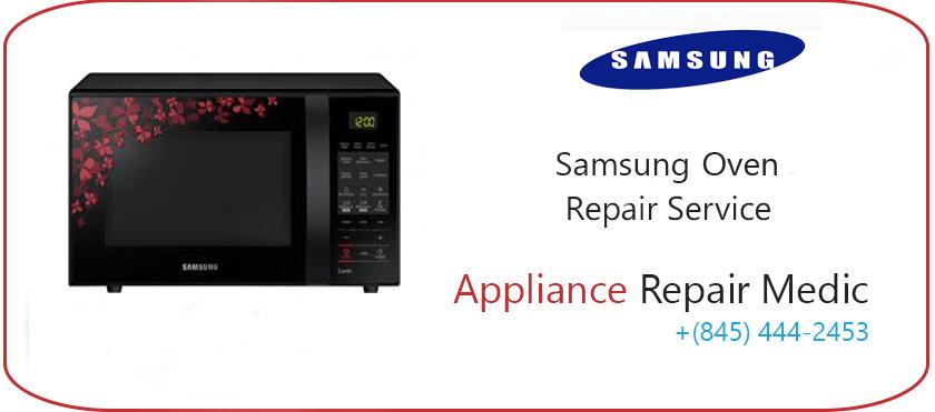 Samsung Oven Repair
