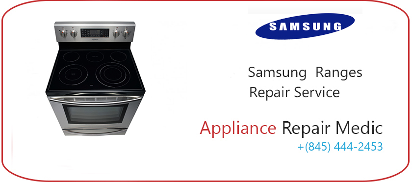 Samsung Ranges Repair