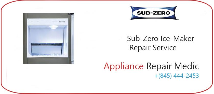 Sub Zero Ice Maker Repair