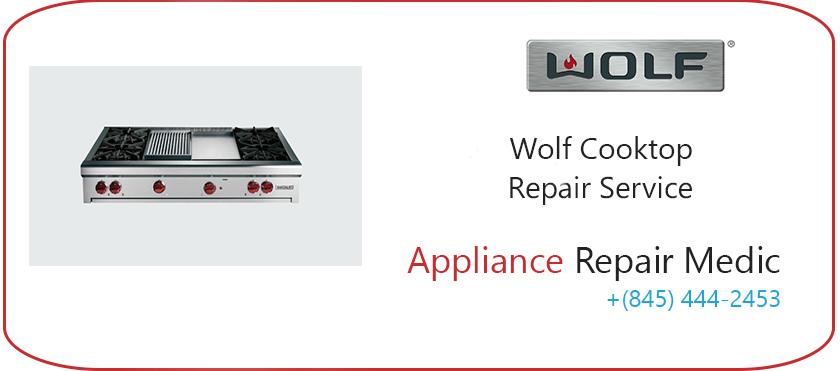 Wolf Cooktop Repair
