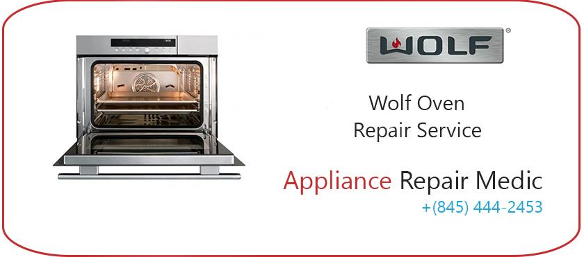 Wolf oven repair Appliance Repair Medic