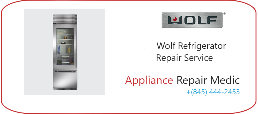 Wolf Refrigerator Repair