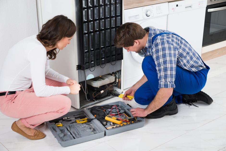 benefits of repairing appliances